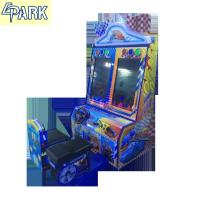 China New design Happy car racing simulator game machine for children for sale