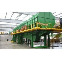 China Sanitation equipment cleaning process about waste sorting system for sale