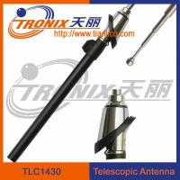 Wholesale am fm telescopic car antenna/ 4 sections mast car telescopic antenna TLC1430 from china suppliers