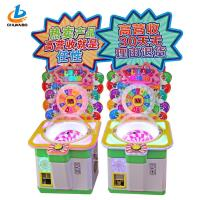 Wholesale Musicial Candy Grabber Claw Machine /  Colorful Sweet Prize Vending Machine from china suppliers
