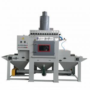 Wholesale Professional Transmission Automatic Sandblasting Machine / abrasive blasting equipment from china suppliers