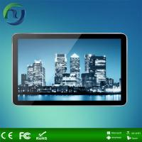 Commercial LCD Displays full HD Digital Signage 42'' Remote Control