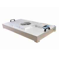 Wholesale Lightweight Clean Room Ultra Thin Box Fan Filter Unit / FFU With HEPA Filter from china suppliers