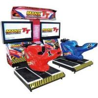 Wholesale Manx Tt Twin Motor Bike Gaming Machine For Game Center Initial D Stage 3 from china suppliers