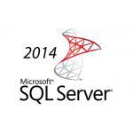 China Original OEM Microsoft SQL Server 2014 Standard English OPK 64bit DVD Online Activation for sale