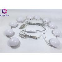Wholesale 2 Watt LED Mirror Lights , Vanity Light Bulbs Warm White Stretch Contract Cable from china suppliers