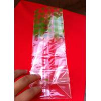 Wholesale Transparent OPP Flat Bottom Bag , Chocolate Square Bottom Bags from china suppliers