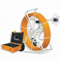 Wholesale Pipe Inspection Camera with 1/4-inch Sharp CCD color from china suppliers