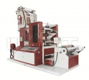 Best 100 - 600mm Pp Printing Machine , Film Printing Machine Two Colors wholesale