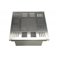 Wholesale Customized Ceiling Air Outlet Filter Box Diffuser With HEPA Filter Box from china suppliers