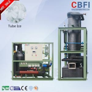 Best Bitzer Semi-Hermetic Piston Type Ice Tube Machine Tube Ice Making Machine wholesale