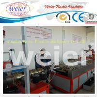 Best 88 series European style UPVC PVC profile extrusion line for sliding window and door wholesale