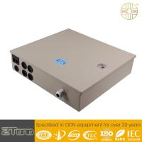 Wholesale Durable Fiber Optic Distribution Box With Cable Fixing Device / Fiber Splice Tray from china suppliers