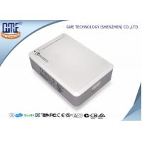 China White 6 Por Desktop Switching Power Supply USB 50 w Quick Charger UL CE FCC on sale
