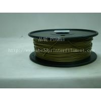 Wholesale Bronze 3D Printer Metal Filament Polished 1.75 Mm 3D Printer Filament from china suppliers