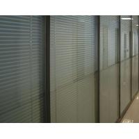 China Vertical Blinds Between The Glass , Sound / Heat Insulating Blinds Between Glass on sale