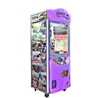 Wholesale Crazy Toy Claw Gift Vending Game Machine 220V W800*D850*H1950 mm from china suppliers