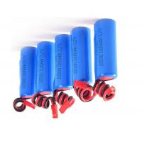 Wholesale High Energy Density Li Ion Rechargeable Battery / 1S1P 18650 3.7 V Battery from china suppliers
