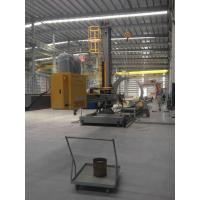 Wholesale Remote Control  Welding Manipulator With Recovery Machine And Cross Slide from china suppliers