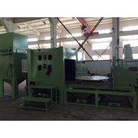 Wholesale Cart - type Commercial turntable sandblast cabinet Automatic Sandblasting Machine from china suppliers