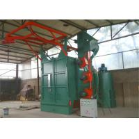 Wholesale 55 Kw Hanger Industrial Shot Blasting Equipment For Pipe Fitting And Pipe from china suppliers