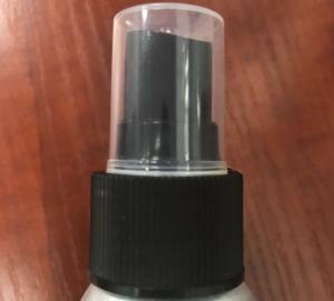 China 24 410 Pump Mister Sprayer Ribbed Closure , Plastic PP Fine Mist Garden Sprayer on sale