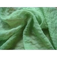 Wholesale Poly Crinkle Chiffon from china suppliers
