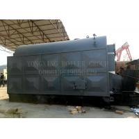 China 6T Coal Fired Residential Boiler Wood Fired Industrial Boilers Low Pressure for sale