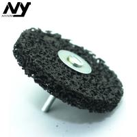 Wholesale 2 Inch Quick Change Abrasive Discs  36 Grit , 3m Paint Stripping Wheel For Wood from china suppliers