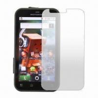 Wholesale Screen Protector/Screen Guard for Cameras, Precise Die-cut to Fit for Motorola from china suppliers