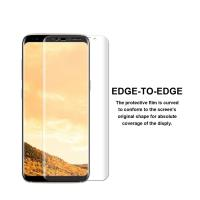 Wholesale Fingerprint Proof PET Screen Protector 3D HD Full Cover For Samsung Galaxy from china suppliers
