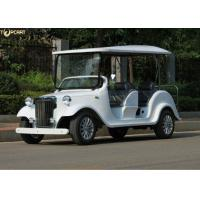Modern Appearance Classic Golf Cart Club Car Buggy For Sightseeing for sale