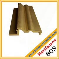 Wholesale copper extruded profile sections from china suppliers