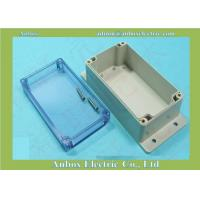 Wholesale Waterproof 195*90*60mm Clear Lid Wall Mount Enclosure Box from china suppliers