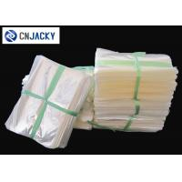 China CR80 Clear Plastic Card Pocket OPP Soft For ID Card  / ID Card Holder OPP Card Bag for sale