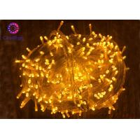 Wholesale 24V 100 Interior Decoration String Lights , 8 Modes Indoor String Lights UL588 from china suppliers