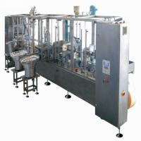 Plastic Bag Aseptic Bag Filler , Liquid Bag Filling Equipment High Temp Resistant for sale