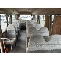 Wholesale LHD 2016 second hand /used toyota coaster mini coach for sale with 30 seats from china suppliers