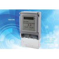 Light Weight Single Phase Energy Meter Small Volume For Residential House