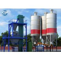 China Bulk  Portable Steel Cement Silo 60 Ton Widely Using Include Ladder on sale