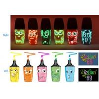 Wholesale Multi Color Luminous Marker Highlighter Pen For Promotional from china suppliers