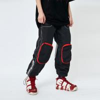 China Fashion Mens Cargo Sweatpants Polyester / Cotton Material OEM Service for sale