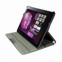 Wholesale Folio Leather Case for Samsung Galaxy Tab 10.1, Made of High-grade Material, Easy to Use from china suppliers