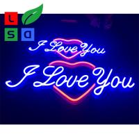 Wholesale Outdoor Neon Sign New Design Hot Sale Standing Decoration Sign from china suppliers
