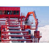 China China Factory Price Red Color Stationary Breaker Booms System for sale