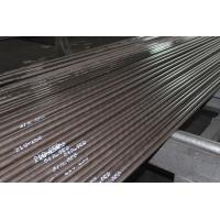 Black Round Steel Tubing Seamless , EN10297-1 Engineering And Mechanical Steel Tubing