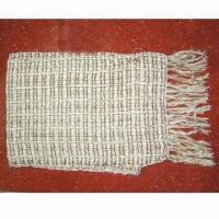 Wholesale Acrylic Knitted Scarf with Lurex from china suppliers