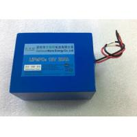 Wholesale UPS / Electric Wheelchair Lifepo4 Rechargeable 12V 20Ah Lifepo4 Battery Pack from china suppliers