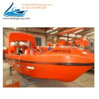 Wholesale Solas Approved Free Fall Life Boat 21 People and Rescue Boat 6 Persons For Sale MED Certificate from china suppliers