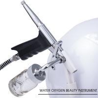 China Water Injection Hifu Ultrasound Machine Hydrate Moisturizing Oxygen SPA Facial Massager for sale